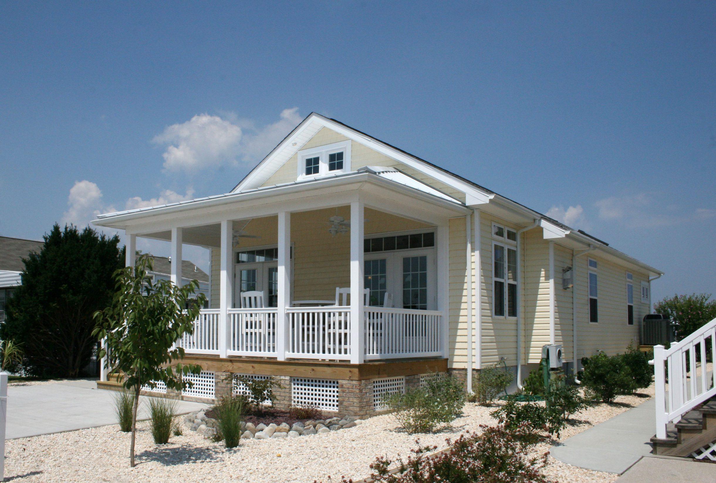 Resort homes custom home builders in ocean city maryland for Maryland home builders