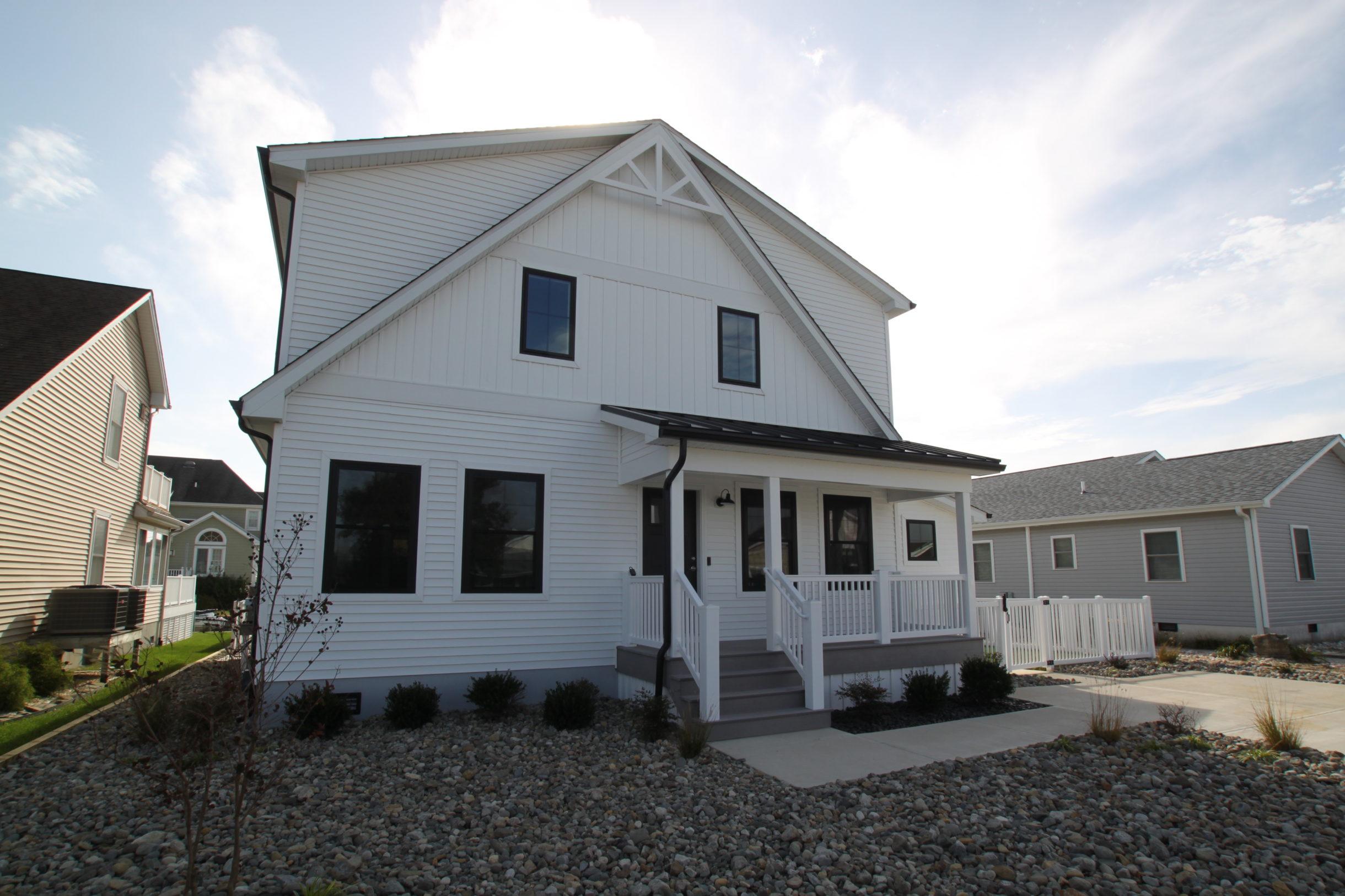 Resort Homes Custom Home Builders In Ocean City Maryland